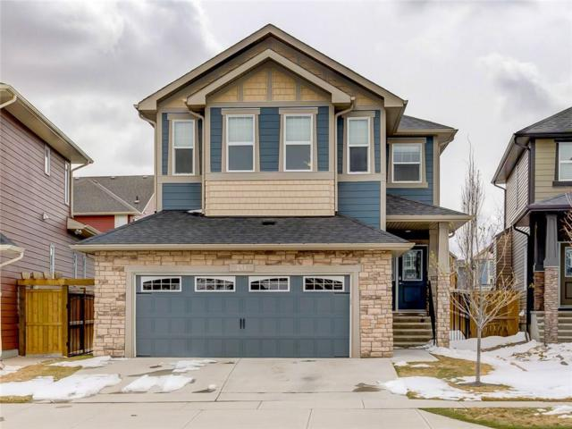 254 Mountainview Drive, Okotoks, AB T1S 0N1 (#C4242962) :: The Cliff Stevenson Group