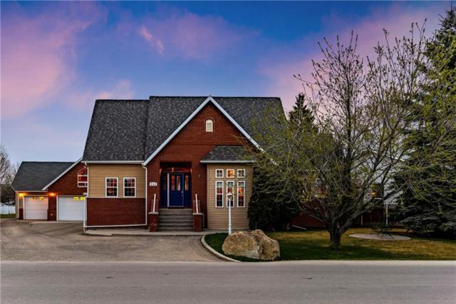 809 East Lakeview Road, Chestermere, AB T1X 1B1 (#C4242978) :: The Cliff Stevenson Group