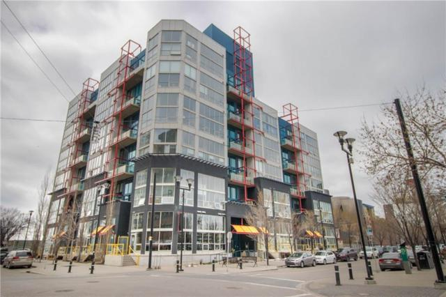 535 8 Avenue SE #401, Calgary, AB T2G 5S9 (#C4242983) :: The Cliff Stevenson Group