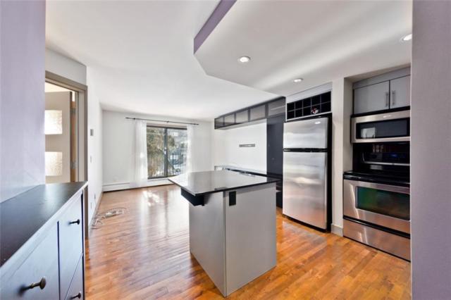 410 1 Avenue NE #201, Calgary, AB T2E 0B4 (#C4243011) :: Redline Real Estate Group Inc