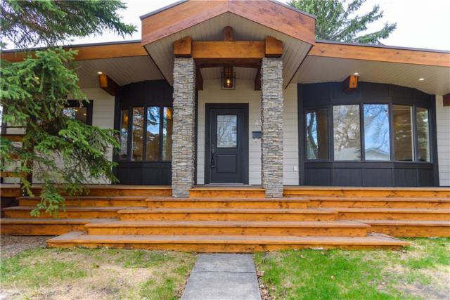 41 Butler Crescent NW, Calgary, AB T2L 1K4 (#C4243022) :: Redline Real Estate Group Inc