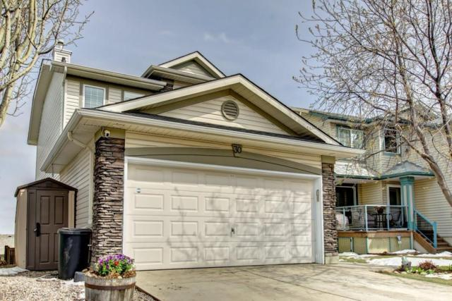 30 Harvest Oak View NE, Calgary, AB T3K 4Z5 (#C4243043) :: The Cliff Stevenson Group