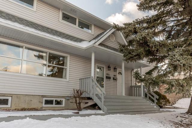 611 Merrill Drive NE, Calgary, AB T2E 8Y5 (#C4243099) :: Redline Real Estate Group Inc
