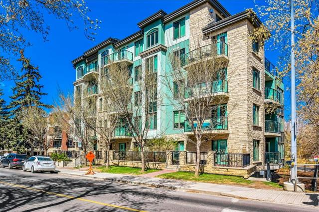 108 25 Avenue SW #501, Calgary, AB T2S 0K9 (#C4243117) :: Redline Real Estate Group Inc