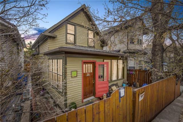 921 18 Avenue SE, Calgary, AB T2G 1L4 (#C4243124) :: Calgary Homefinders