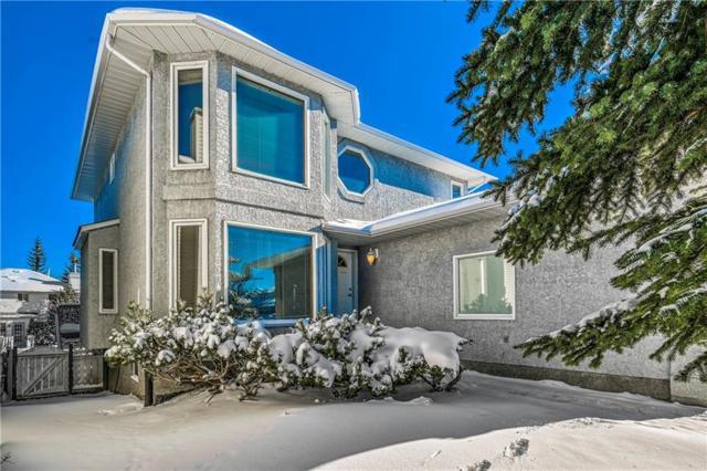 180 Sandringham Close NW, Calgary, AB T3K 3W9 (#C4243142) :: Calgary Homefinders