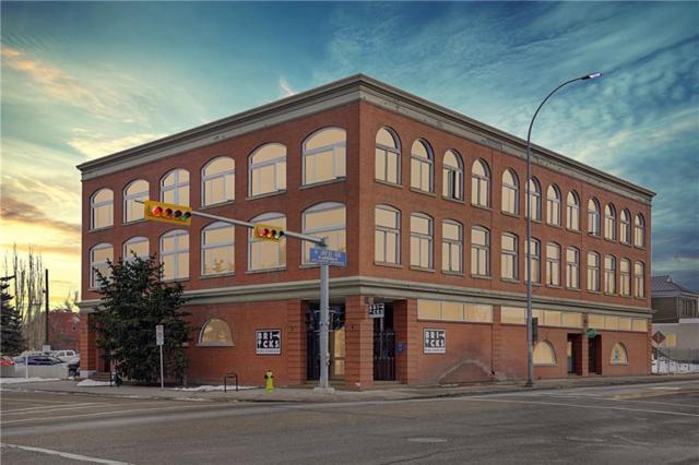 812 8 Street SE #208, Calgary, AB T2G 2Z2 (#C4243146) :: Redline Real Estate Group Inc