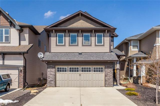 319 Hillcrest Circle SW, Airdrie, AB T4B 3Z2 (#C4243152) :: Redline Real Estate Group Inc
