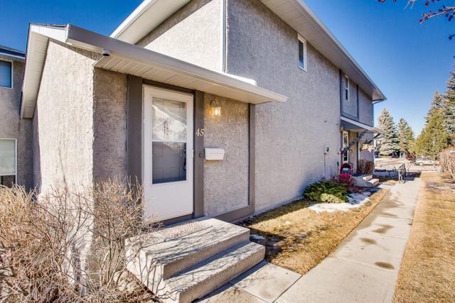 6915 Ranchview Drive NW #45, Calgary, AB T3G 1B5 (#C4243238) :: The Cliff Stevenson Group