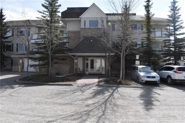 950 Arbour Lake Road NW #2203, Calgary, AB T3G 5B3 (#C4243239) :: The Cliff Stevenson Group
