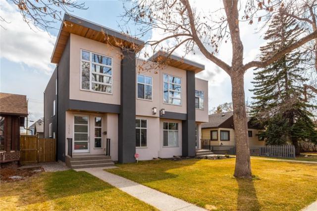 731 21 Avenue NW, Calgary, AB T2M 1K3 (#C4243240) :: Redline Real Estate Group Inc