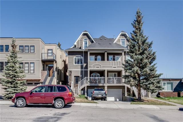 2020 27 Avenue SW #2, Calgary, AB T2T 1H5 (#C4243276) :: Redline Real Estate Group Inc