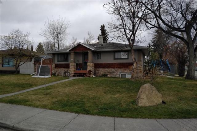 156 Hartford Road NW, Calgary, AB T2K 2A8 (#C4243288) :: Redline Real Estate Group Inc