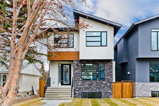 134 Holly Street NW, Calgary, AB T2K 2E1 (#C4243299) :: The Cliff Stevenson Group