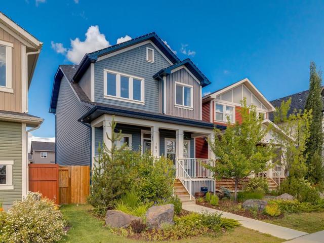157 Fireside Boulevard, Cochrane, AB T4C 0R1 (#C4243300) :: Redline Real Estate Group Inc