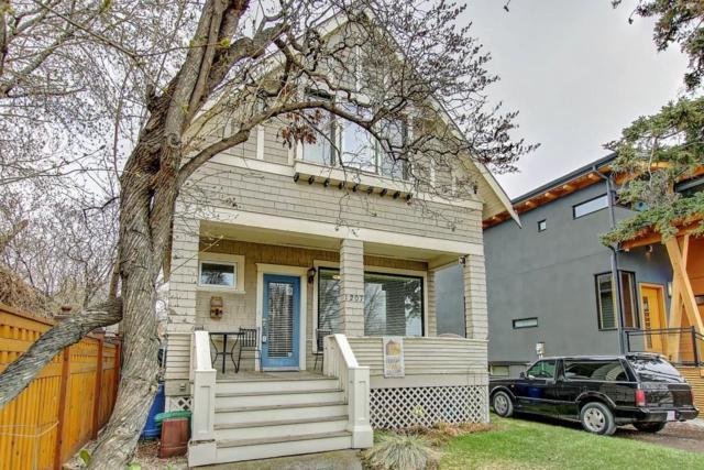 1207 15 Street SE, Calgary, AB T2G 3L4 (#C4243305) :: Redline Real Estate Group Inc