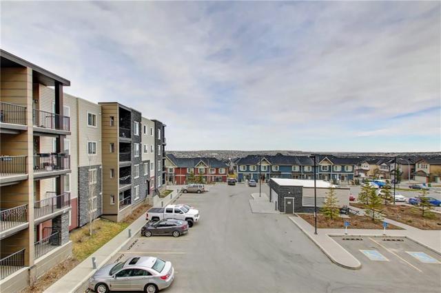 195 Kincora Glen Road NW #310, Calgary, AB T3R 0S3 (#C4243344) :: Redline Real Estate Group Inc