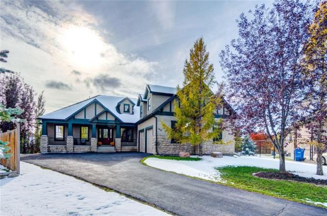 109 Lang Place, Okotoks, AB T1S 1W8 (#C4243355) :: The Cliff Stevenson Group