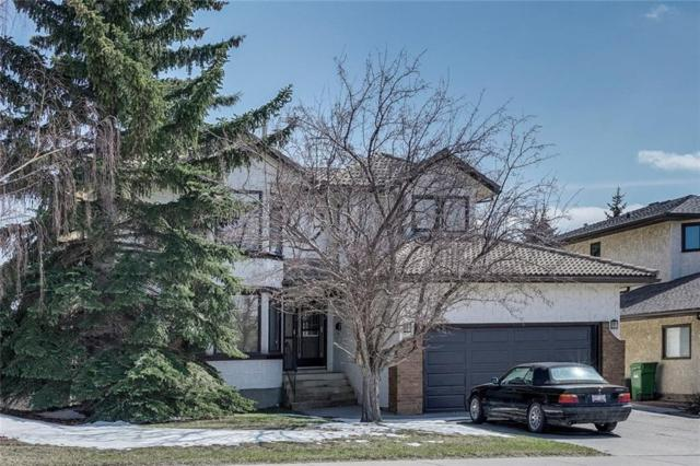 219 Scenic Acres Drive NW, Calgary, AB T3L 1N4 (#C4243358) :: The Cliff Stevenson Group