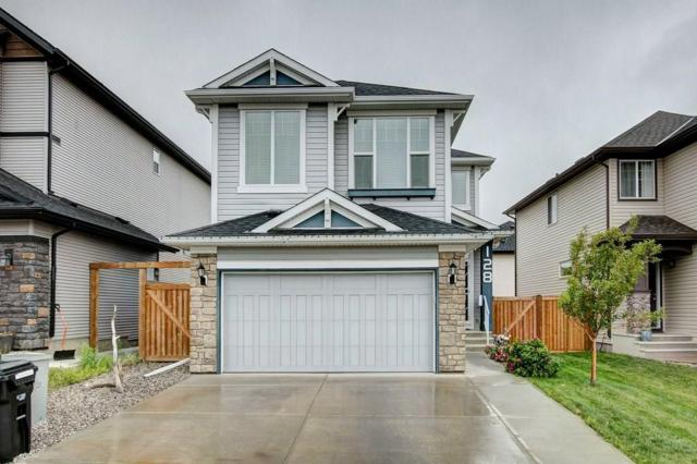 128 Brightoncrest Rise SE, Calgary, AB T2Z 0X7 (#C4243374) :: Redline Real Estate Group Inc