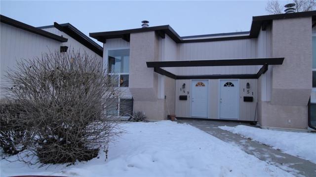 149 Oaktree Lane SW, Calgary, AB  (#C4243386) :: The Cliff Stevenson Group