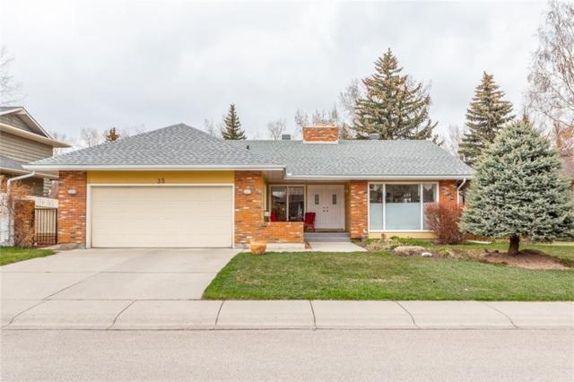 35 Midvalley Crescent SE, Calgary, AB T2X 1T4 (#C4243401) :: The Cliff Stevenson Group