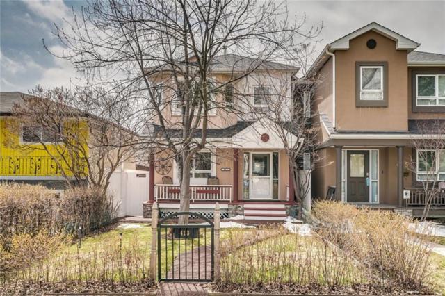 413 28 Avenue NW, Calgary, AB T2M 2K7 (#C4243403) :: The Cliff Stevenson Group
