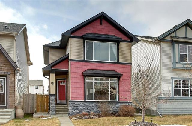 171 Silverado Plains Circle SW, Calgary, AB T2X 0G5 (#C4243412) :: Redline Real Estate Group Inc