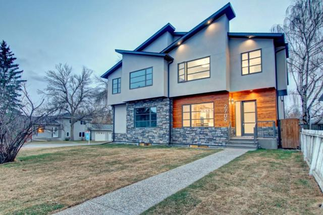 2705 17 Street NW, Calgary, AB T2M 2B7 (#C4243459) :: The Cliff Stevenson Group