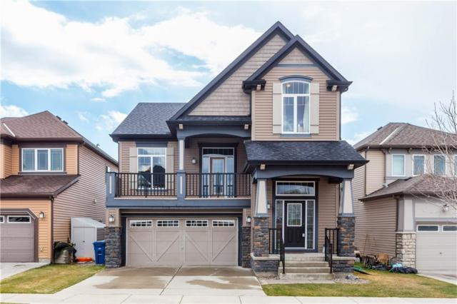 2001 Windsong Drive SW, Airdrie, AB T4B 0P5 (#C4243468) :: Redline Real Estate Group Inc