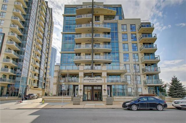315 3 Street SE #506, Calgary, AB T2G 0S3 (#C4243485) :: The Cliff Stevenson Group