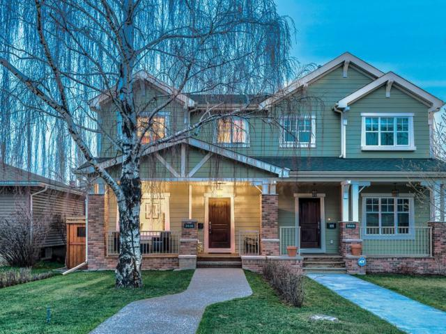 2416 26 Avenue NW, Calgary, AB T2M 2G9 (#C4243497) :: The Cliff Stevenson Group