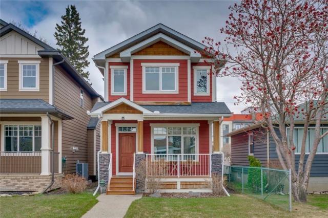 3408 Centre B Street NW, Calgary, AB T2K 0V6 (#C4243503) :: The Cliff Stevenson Group