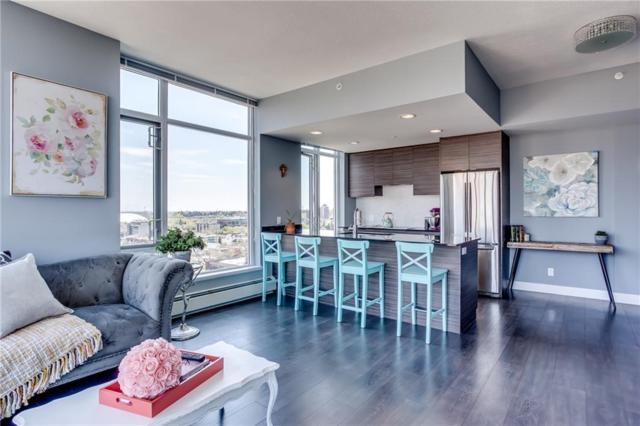 1500 7 Street SW #1507, Calgary, AB T2R 1A7 (#C4243506) :: Redline Real Estate Group Inc
