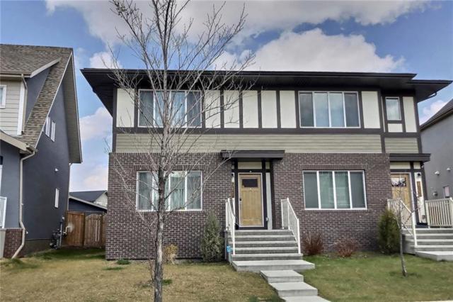 611 Mahogany Boulevard SE, Calgary, AB T3M 2L2 (#C4243507) :: The Cliff Stevenson Group