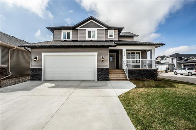 619 Hampshire Way NE, High River, AB T1V 0B1 (#C4243508) :: Redline Real Estate Group Inc