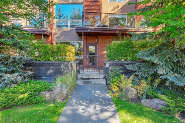 118 34 Street NW #105, Calgary, AB T2N 2X5 (#C4243518) :: Redline Real Estate Group Inc