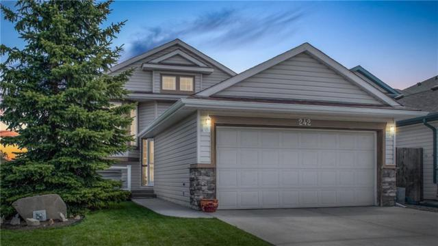 242 Springs Place SE, Airdrie, AB T4A 2E1 (#C4243597) :: The Cliff Stevenson Group