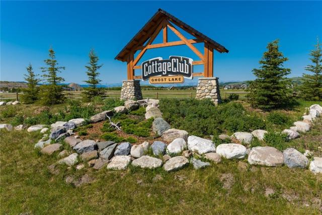 232 Cottageclub Crescent, Rural Rocky View County, AB T4C 1B1 (#C4243622) :: The Cliff Stevenson Group