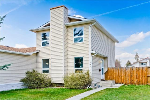 252 Deerview Court SE, Calgary, AB T2J 6J9 (#C4243634) :: The Cliff Stevenson Group