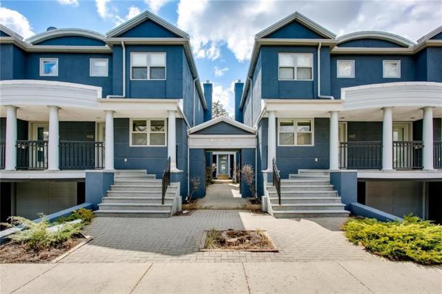 1625 15 Avenue SW #202, Calgary, AB T3C 0Y3 (#C4243635) :: Redline Real Estate Group Inc