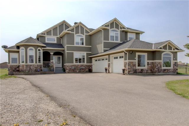 32085 288 Avenue E, Rural Foothills County, AB  (#C4243637) :: Virtu Real Estate