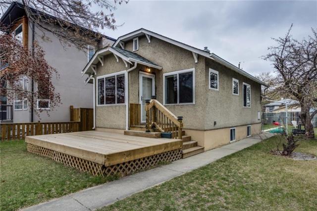 416 10 Street NE, Calgary, AB T2E 4M3 (#C4243661) :: Redline Real Estate Group Inc