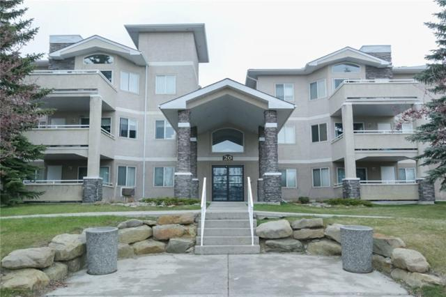 20 Country Hills View NW #107, Calgary, AB T3K 5A3 (#C4243670) :: The Cliff Stevenson Group