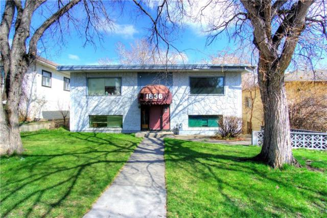 1836 29 Avenue SW, Calgary, AB T2T 1M8 (#C4243688) :: Redline Real Estate Group Inc