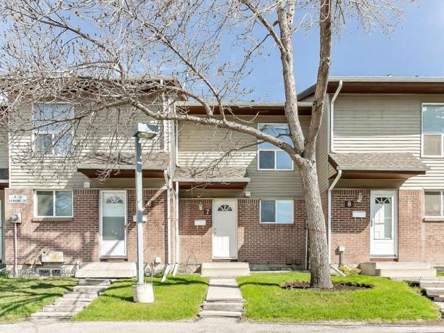 64 Whitnel Court NE #7, Calgary, AB T1Y 5E3 (#C4243724) :: Redline Real Estate Group Inc