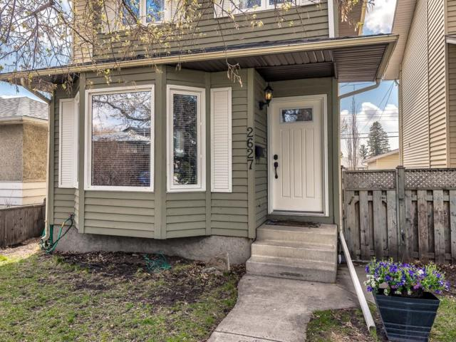 2627 15 Avenue SE, Calgary, AB T2A 0L6 (#C4243726) :: Redline Real Estate Group Inc