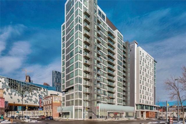450 8 Avenue SE #1309, Calgary, AB T2G 1T2 (#C4243731) :: The Cliff Stevenson Group