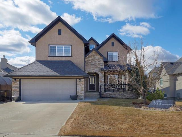 77 Discovery Drive SW, Calgary, AB T3H 4N7 (#C4243745) :: Redline Real Estate Group Inc