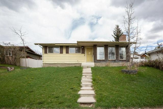 3226 Doverthorn Road SE, Calgary, AB T2B 2H3 (#C4243756) :: Redline Real Estate Group Inc